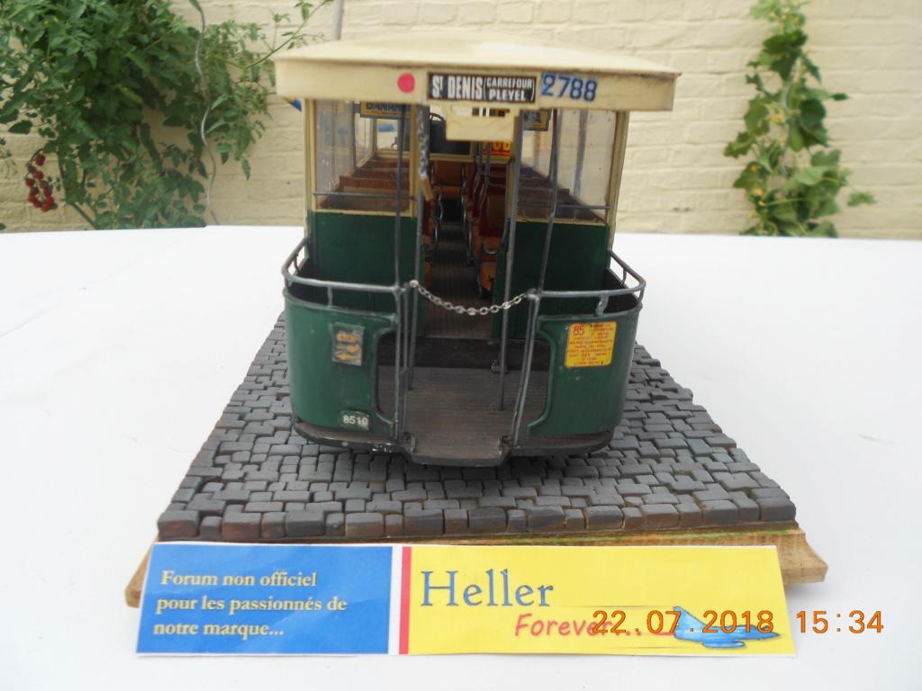 Autobus parisien TN6 C2 1/24 Heller  - Page 5 Dscn0109