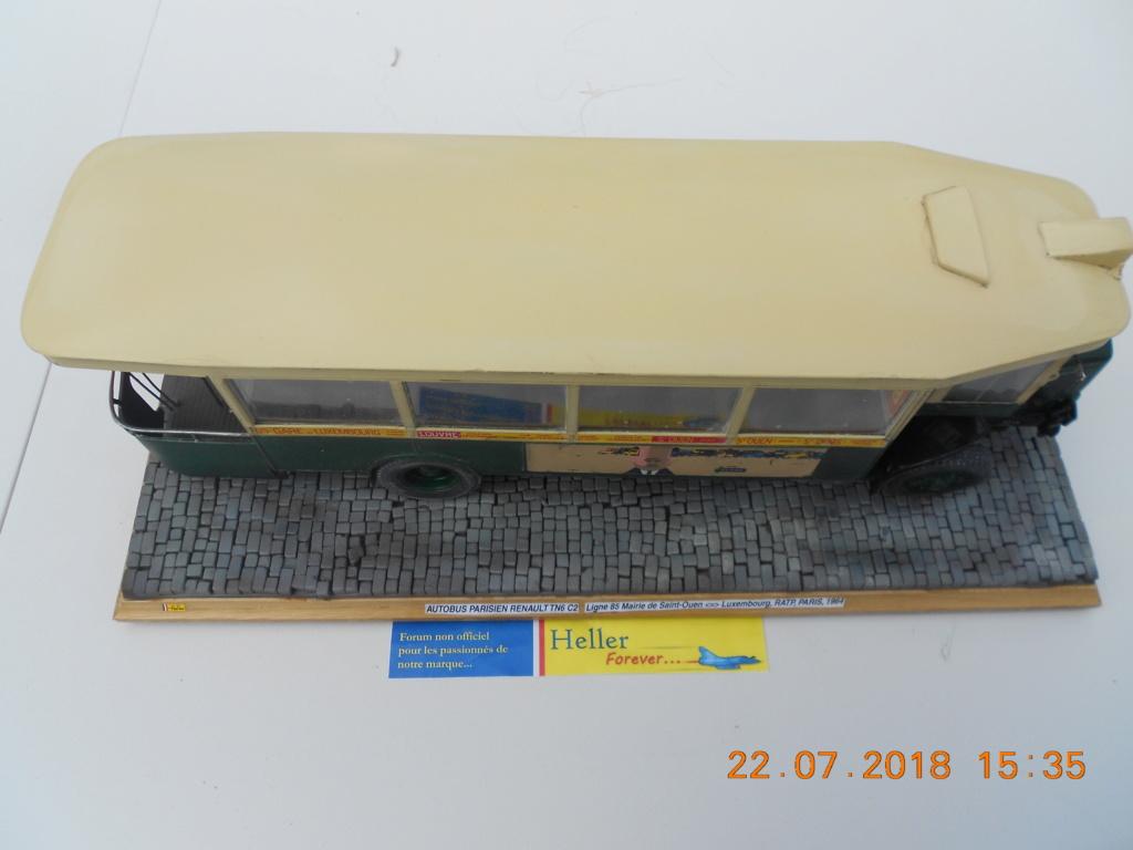 Autobus parisien TN6 C2 1/24 Heller  - Page 5 Dscn0110