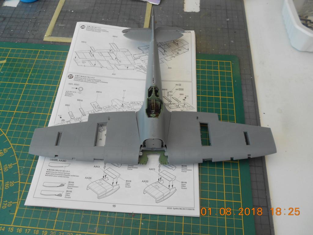 supermarine spitfire mk VIII 1/32 tamiya  - Page 2 Dscn0148