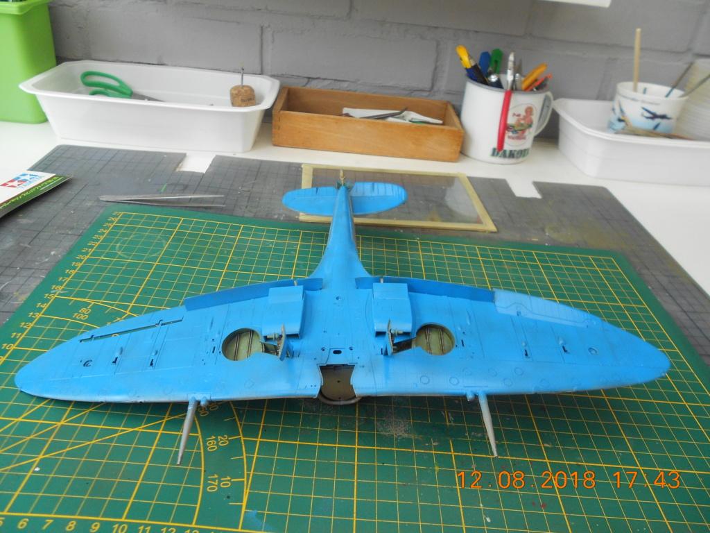 Supermarine Spitfire MK VIII 1/32 Tamiya  Dscn0176