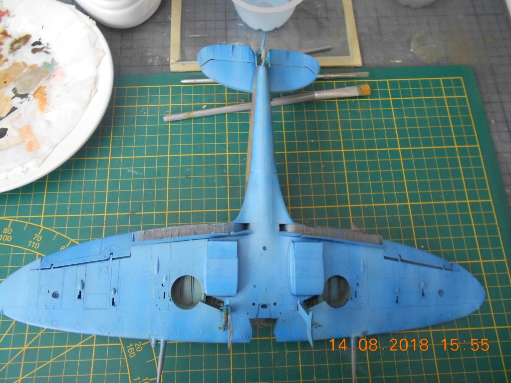 Supermarine Spitfire MK VIII 1/32 Tamiya  - Page 2 Dscn0181