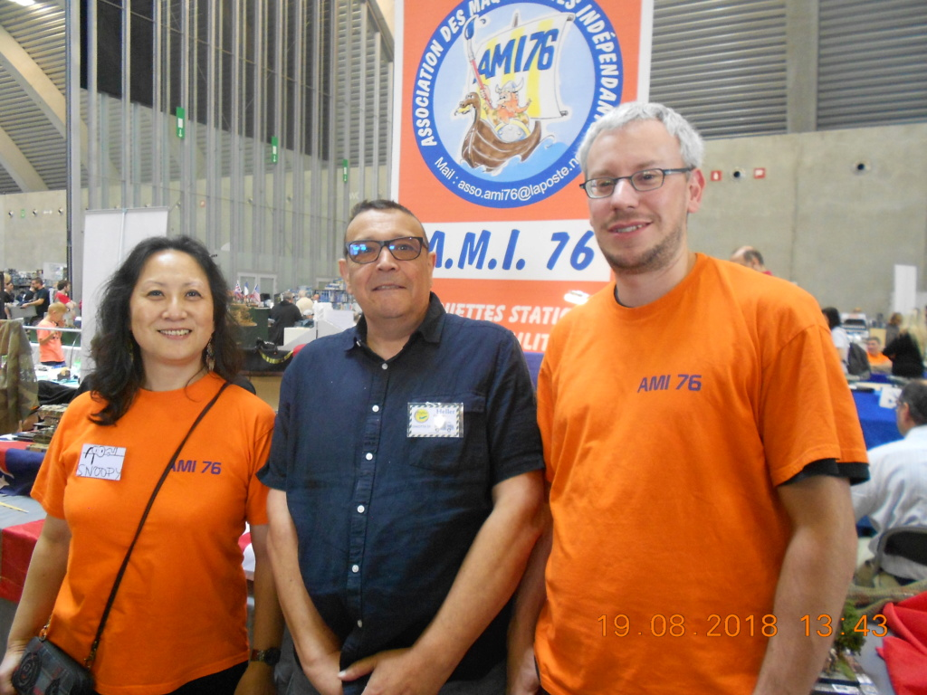 Exposition Air Terre Mer MONS (Belgique) 2018 Dscn0192