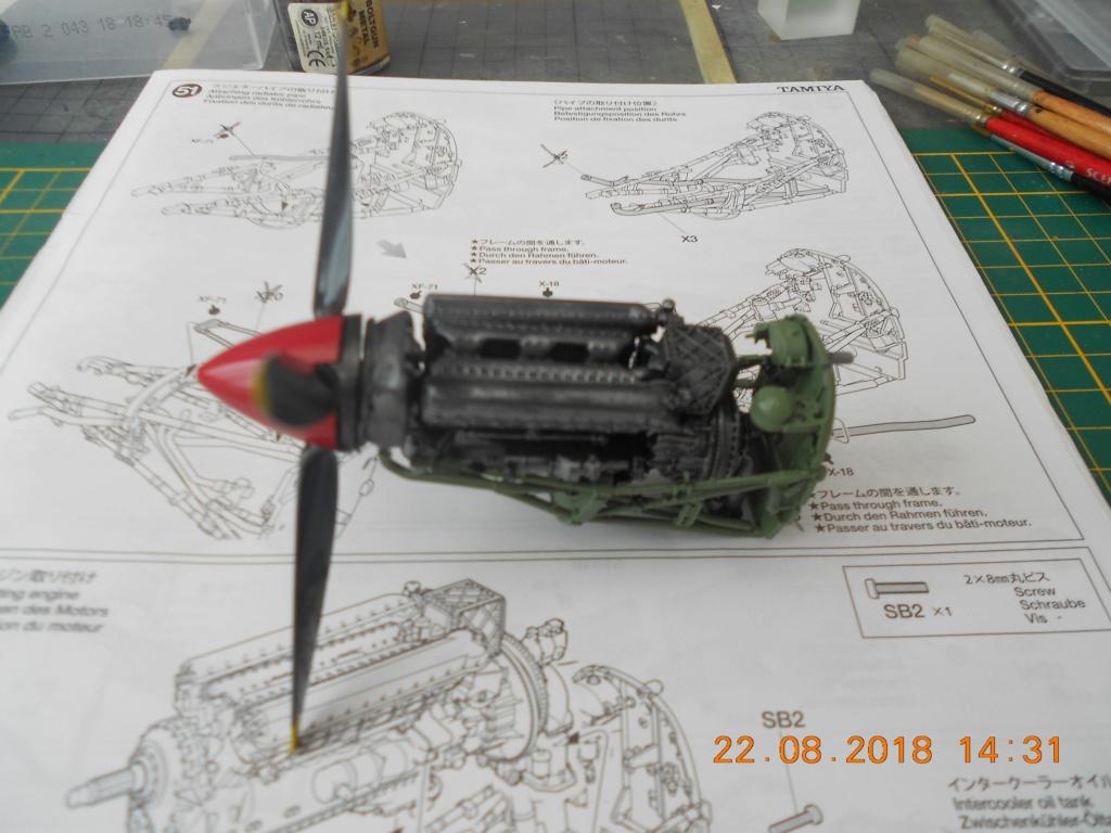 Supermarine Spitfire MK VIII 1/32 Tamiya  - Page 2 Dscn0211