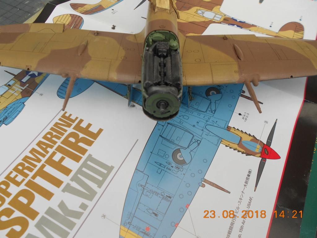 [TAMIYA] SUPERMARINE SPITFIRE Mk VIII 1/32ème Réf 60320 - Page 2 Dscn0217