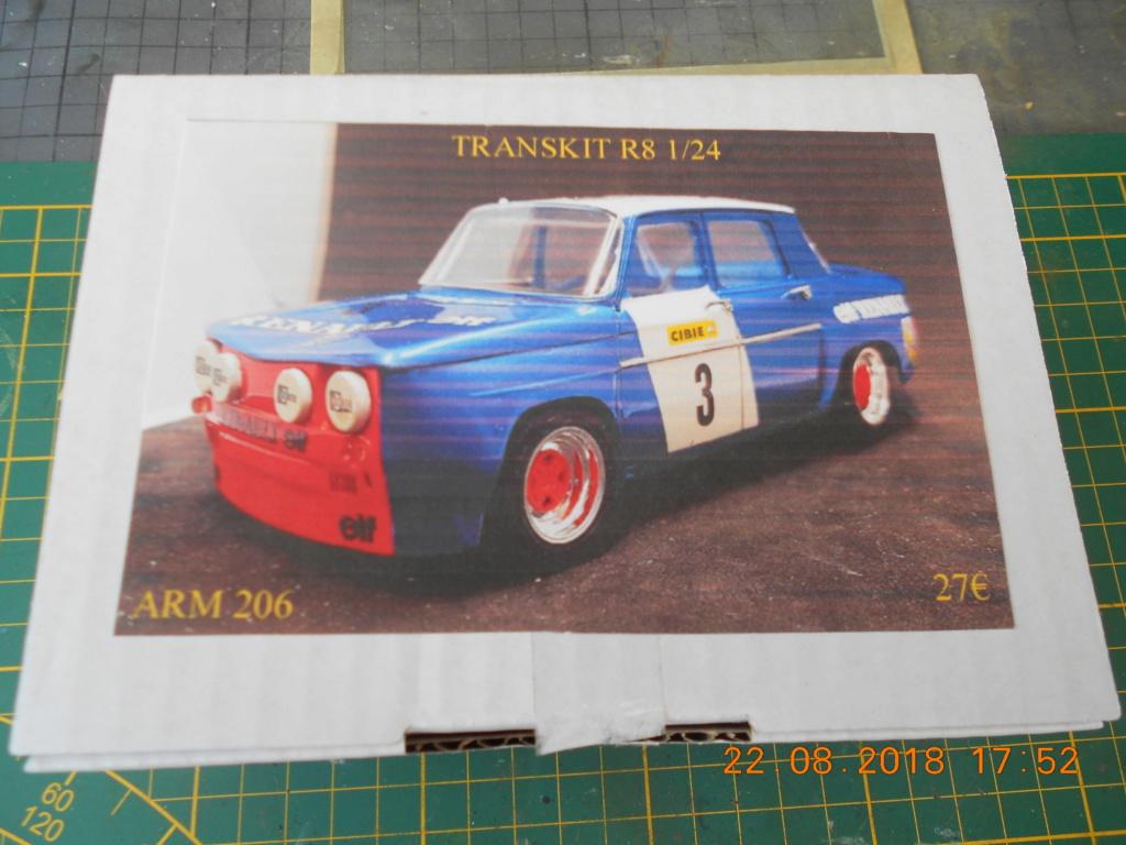 Renault R8 Gordini Heller au 1/24 Dscn0252