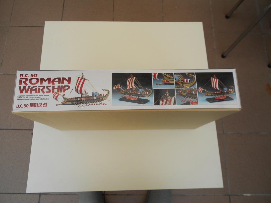 Roman Warship 1/72 Academy Dscn0258