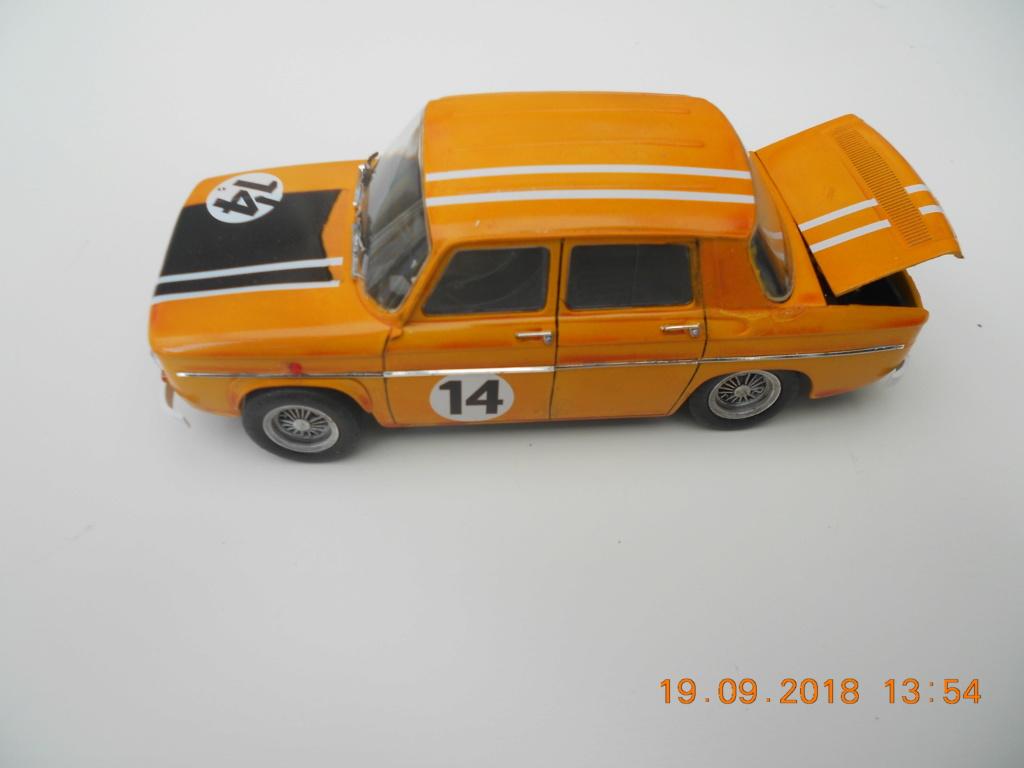 Renault R8 Gordini Heller au 1/24 - Page 2 Dscn0835