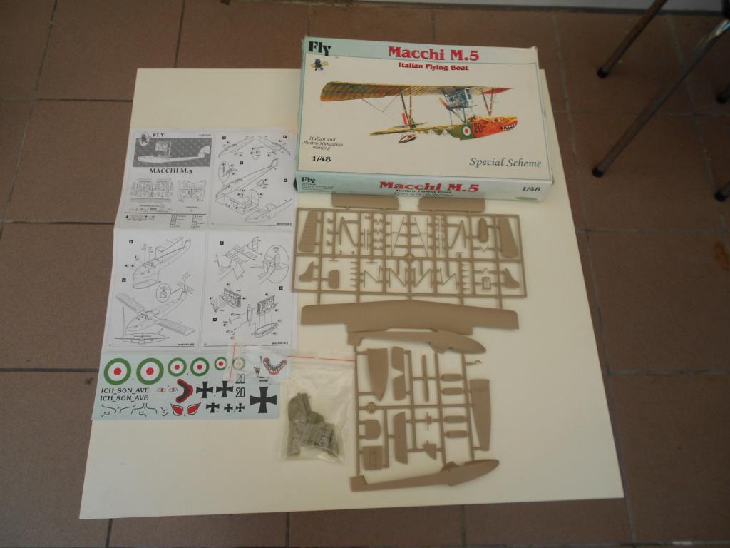Macchi M.5 - Fly - 1/48 Dscn0899