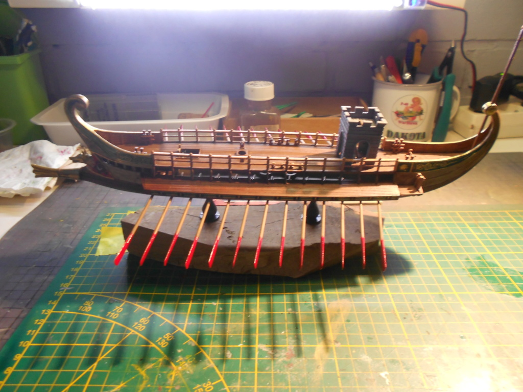 roman warship au 1/72 academy  Dscn0920