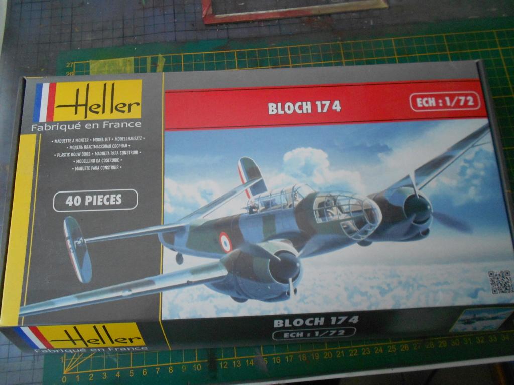Bloch 174 A- 3  Heller 1/72 Dscn0952