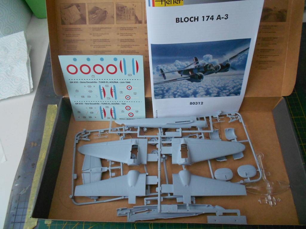 Bloch 174 A- 3  Heller 1/72 Dscn1012