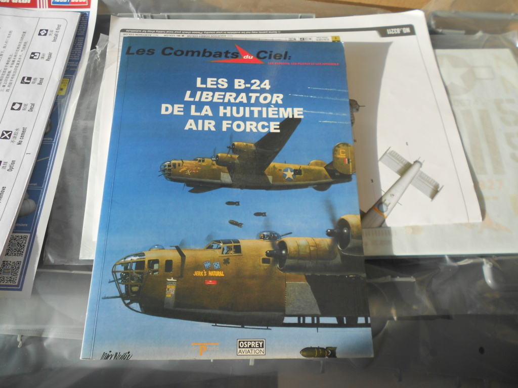 b-24j liberator au 1/32 hobby boss Dscn1070