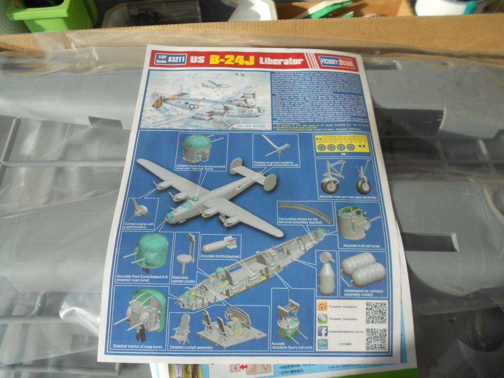b-24j liberator au 1/32 hobby boss Dscn1081