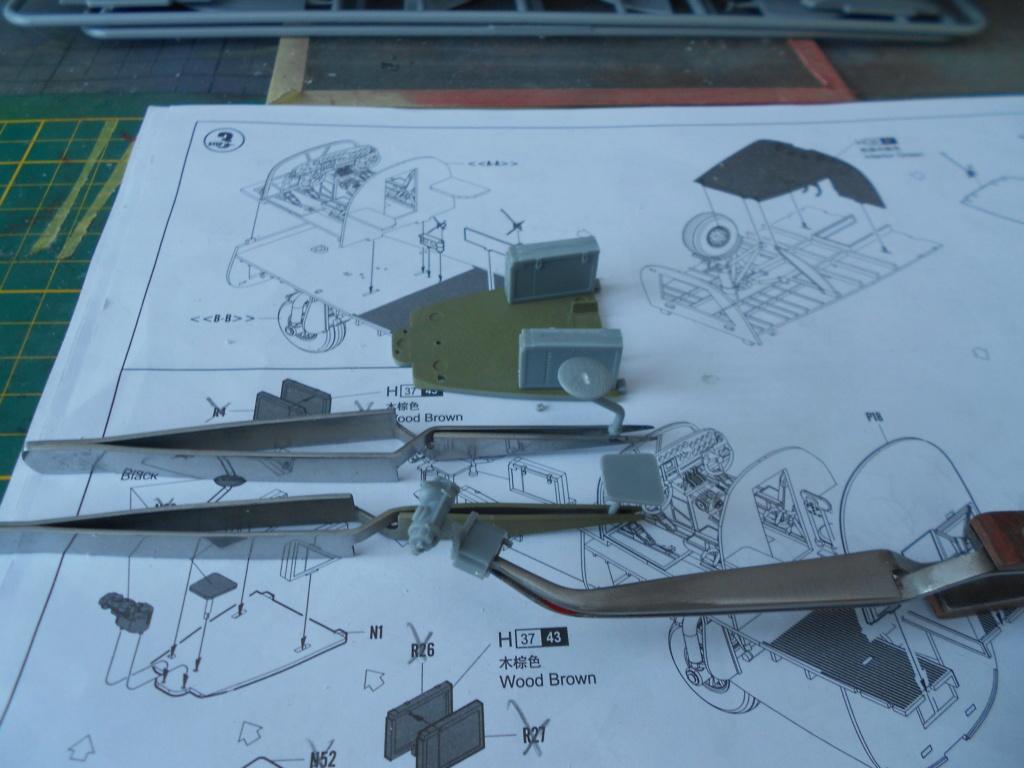 b-24j liberator au 1/32 hobby boss - Page 2 Dscn1140