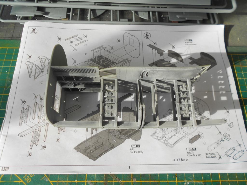 b-24j liberator au 1/32 hobby boss - Page 3 Dscn1151