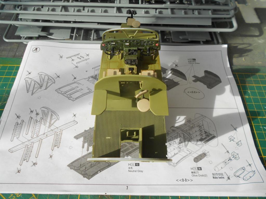 b-24j liberator au 1/32 hobby boss - Page 3 Dscn1152