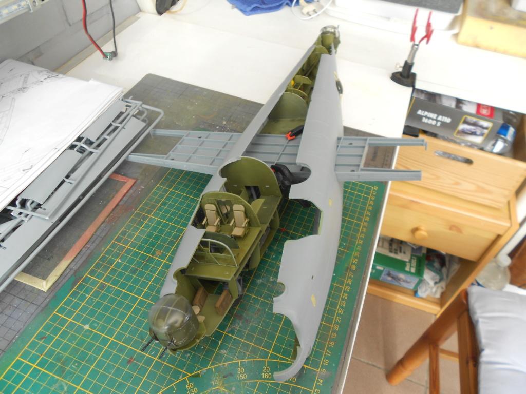 b-24j liberator au 1/32 hobby boss - Page 4 Dscn1204
