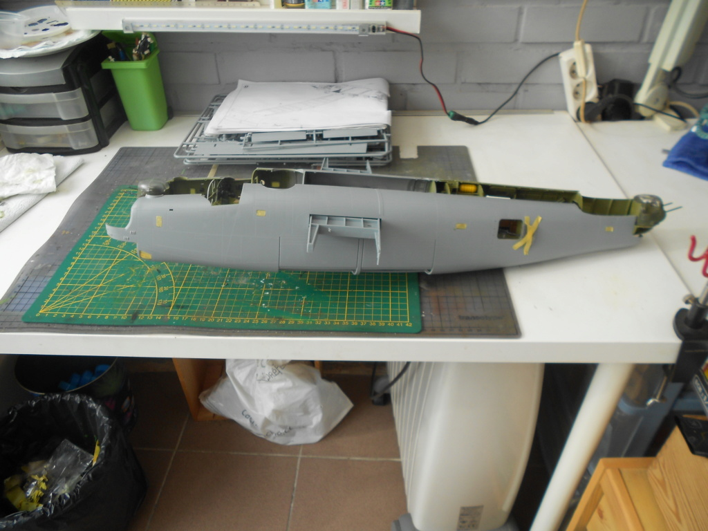 b-24j liberator au 1/32 hobby boss - Page 4 Dscn1205