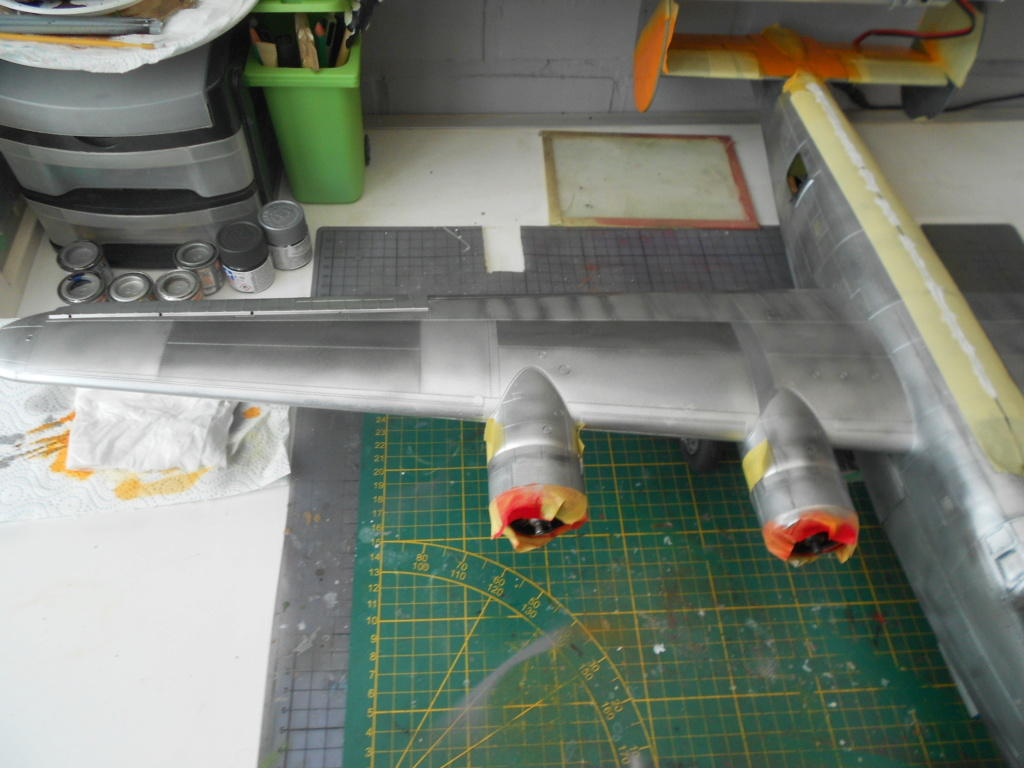 B-24J Liberator - Hobby Boss - 1/32 - Page 5 Dscn1243