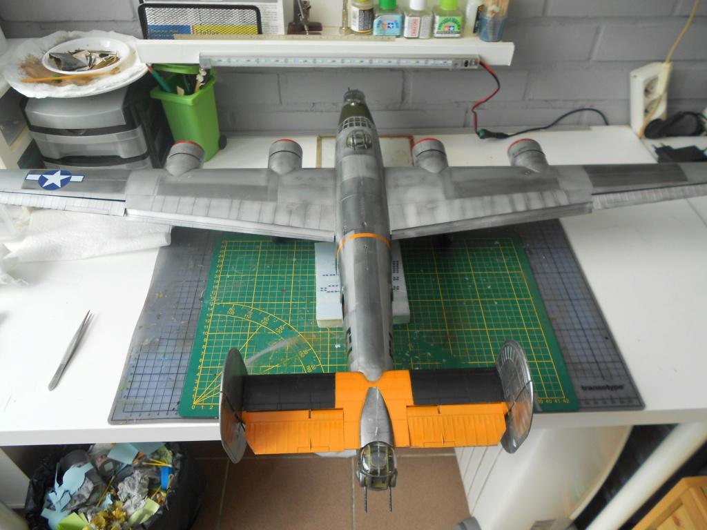 b-24j liberator au 1/32 hobby boss - Page 6 Dscn1260