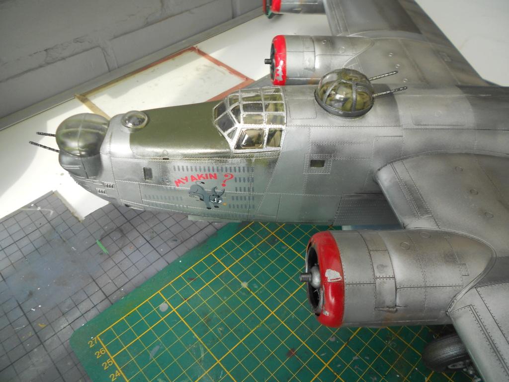 b-24j liberator au 1/32 hobby boss - Page 6 Dscn1262