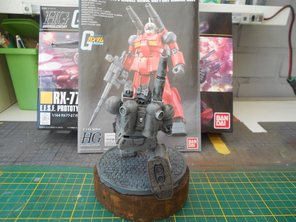Robot - Bandai 1/144 Dscn1400