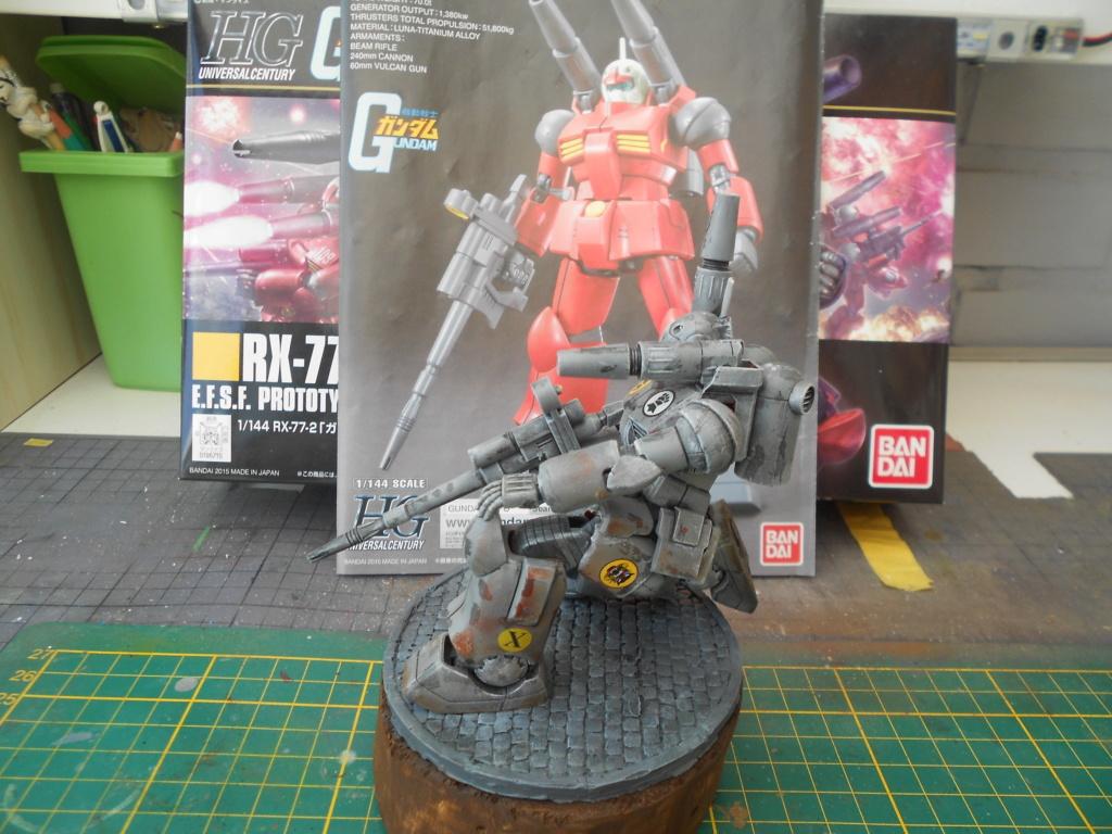 Robot - Bandai 1/144 Dscn1401