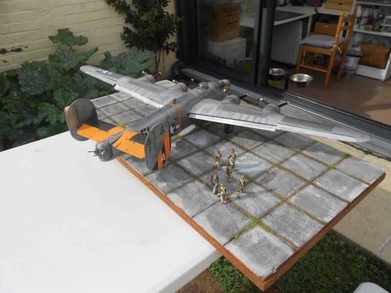 b-24j liberator au 1/32 hobby boss - Page 9 Dscn1473