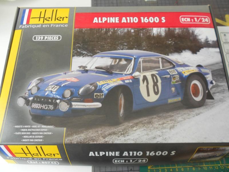 alpine a110 heller 1/24 Dscn1488