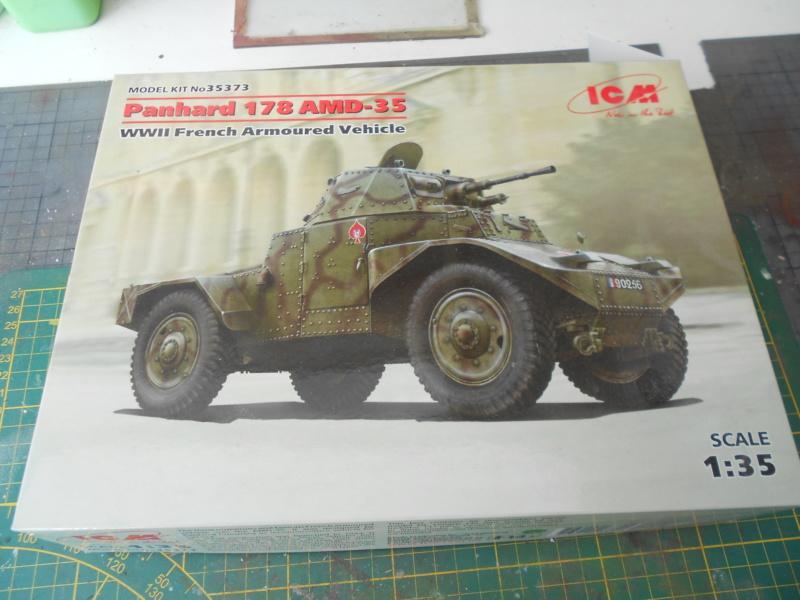 panhard 178 amd et fig french tank  Dscn1770