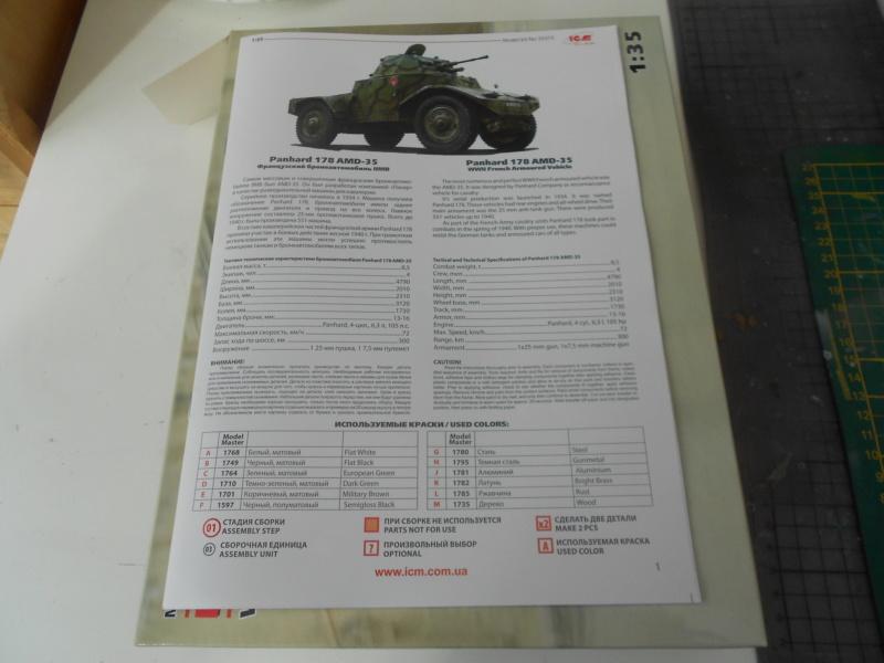 panhard 178 amd et fig french tank  Dscn1771