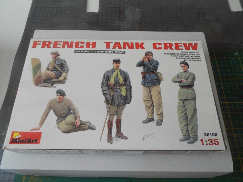 panhard 178 amd et fig french tank  Dscn1773