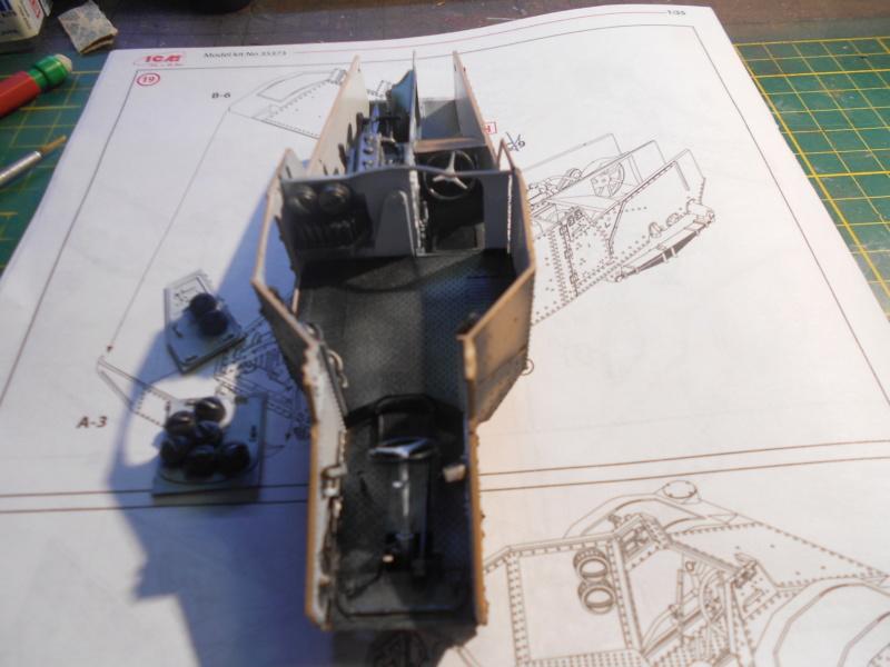 panhard 178 amd et fig french tank  Dscn1782