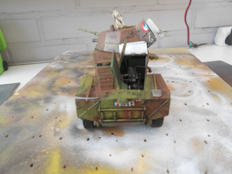 panhard 178 amd et fig french tank  Dscn1799