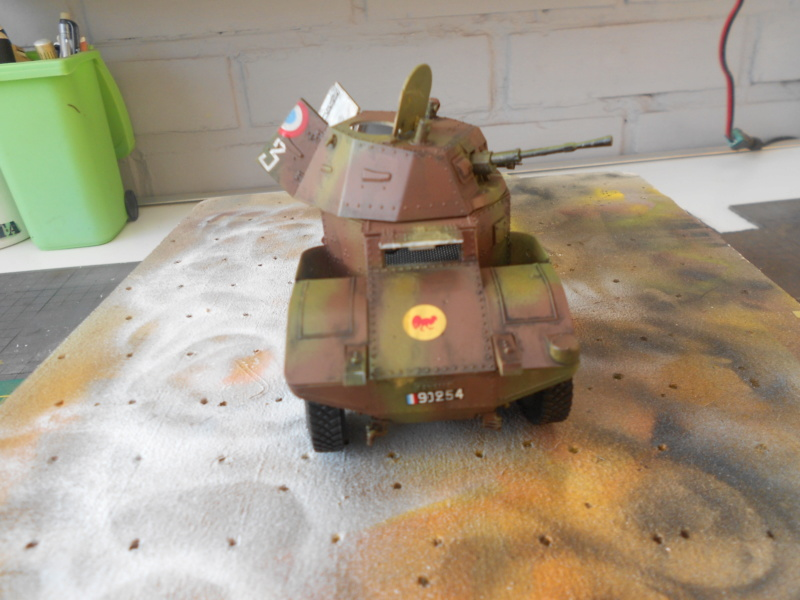 panhard 178 amd et fig french tank  Dscn1801