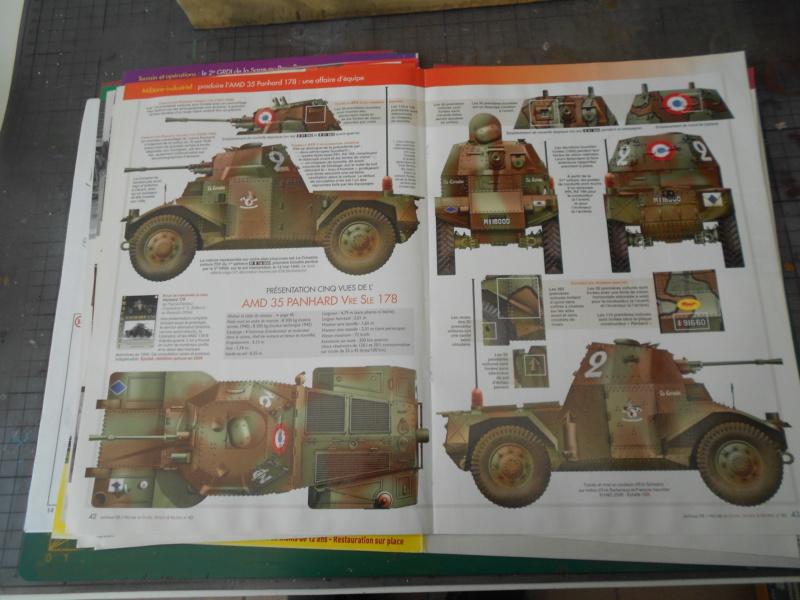 panhard 178 amd et fig french tank  - Page 2 Dscn1802