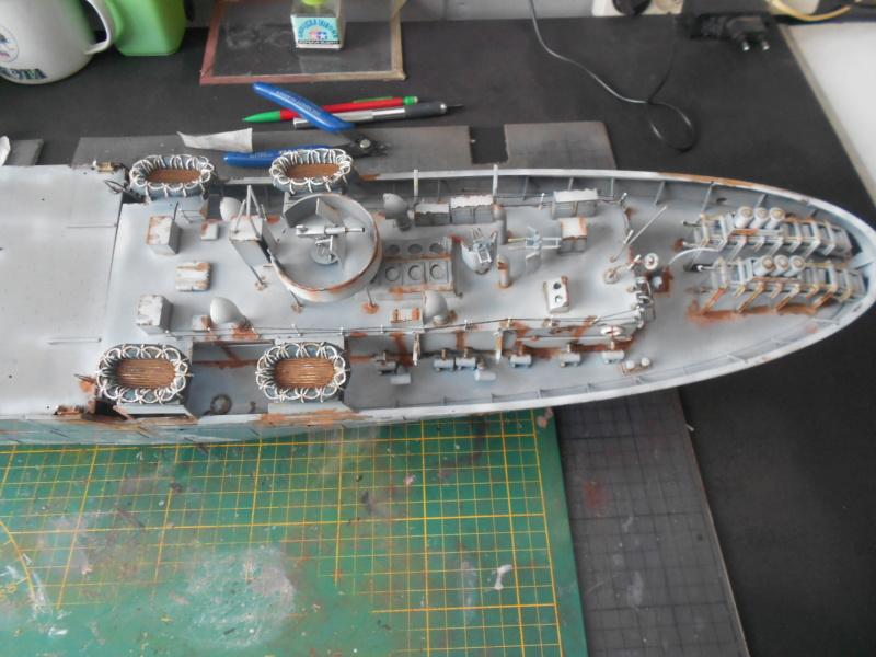 flower Class corvette h.m.c.s Snowberry 1/72 - Page 2 Dscn1979