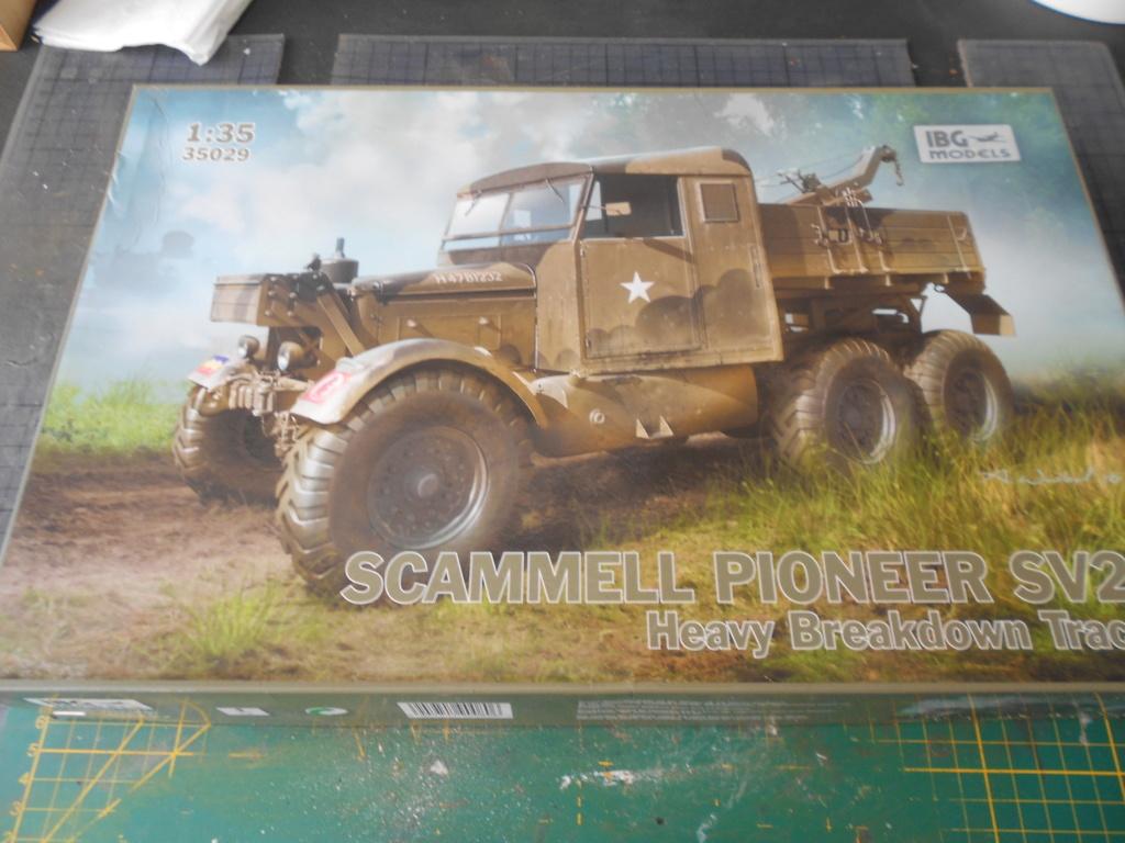 scammell pioneer sv2s 1/35 ibg models  Dscn2358