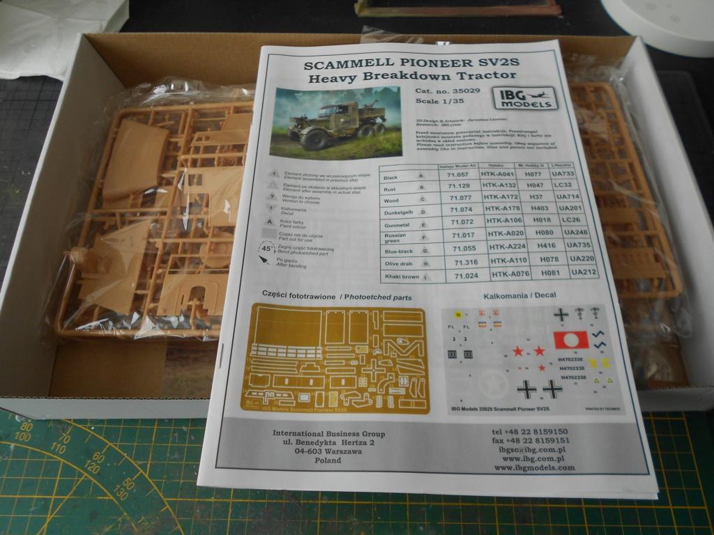 scammell pioneer sv2s 1/35 ibg models  Dscn2359
