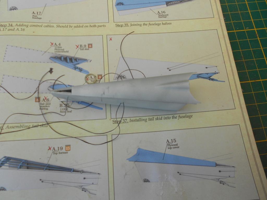 Nieuport 1/32 csm - Page 2 Dscn2998