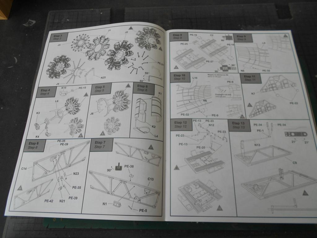 pzl p.11 c fighterin romanian  1/32 ibg modéle  Dscn3198