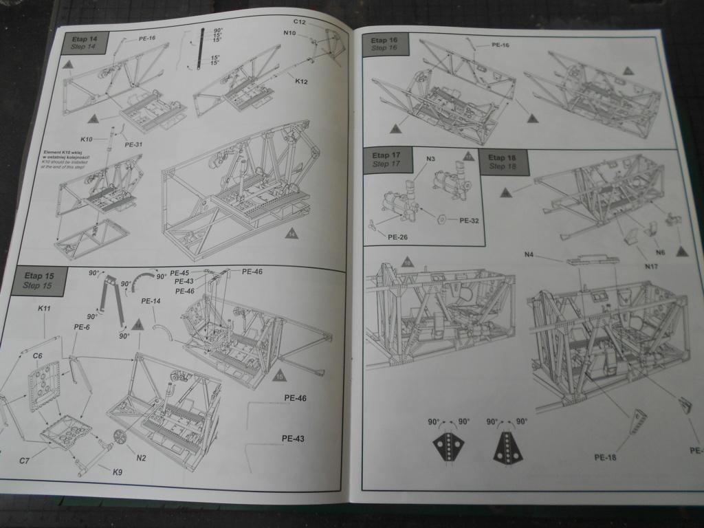 pzl p.11 c fighterin romanian  1/32 ibg modéle  Dscn3199