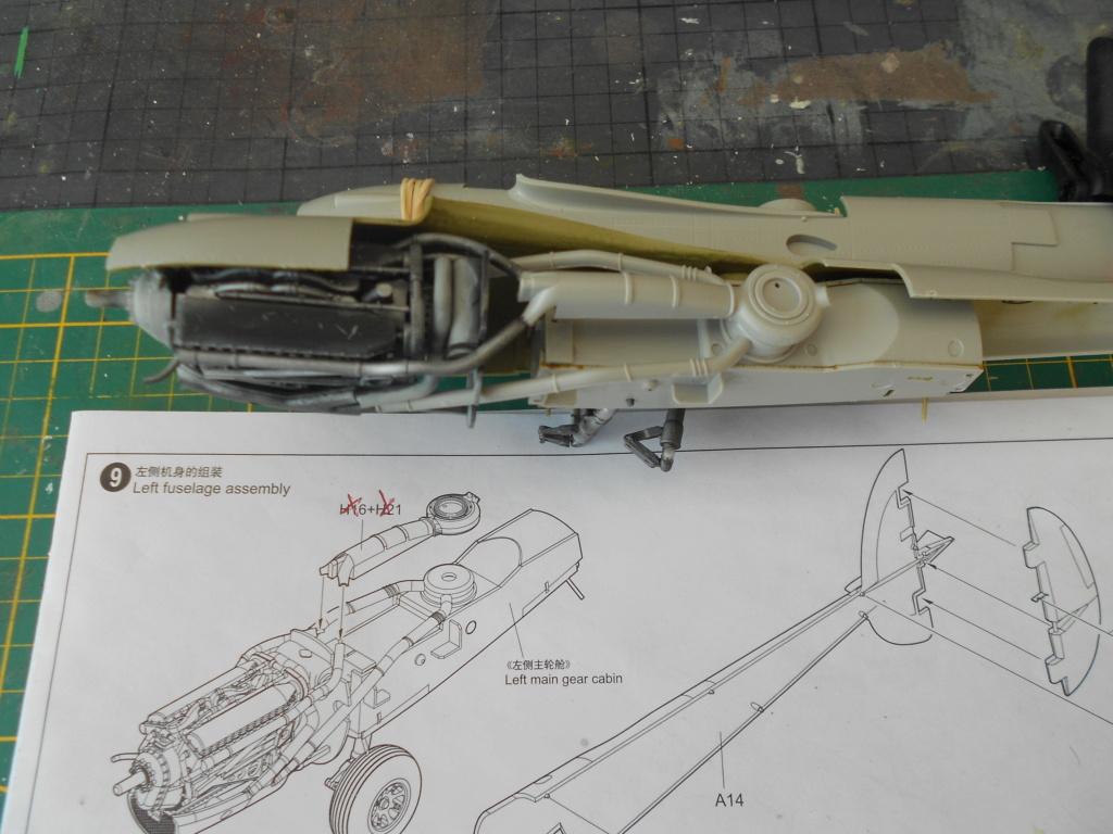 lockheed p-38l- 5-lo lightning 1/32  Dscn3538