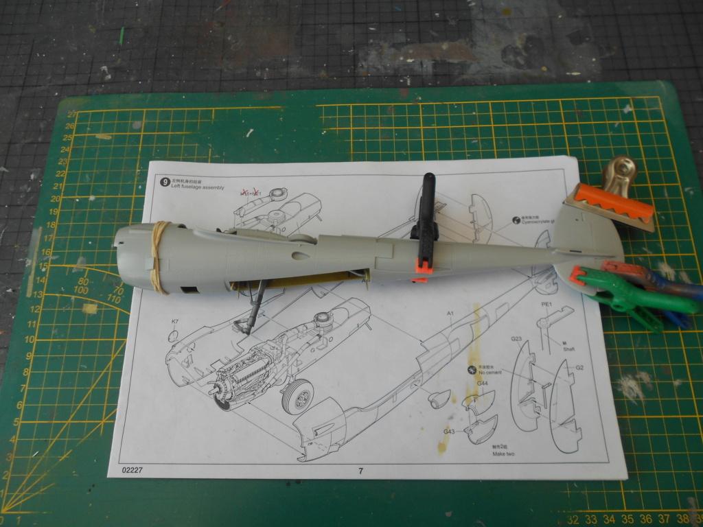lockheed p-38l- 5-lo lightning 1/32  Dscn3540