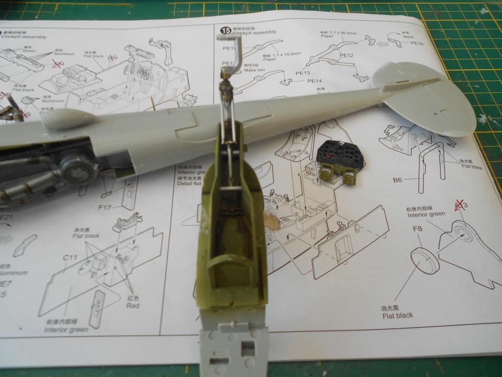 lockheed p-38l- 5-lo lightning 1/32  Dscn3564