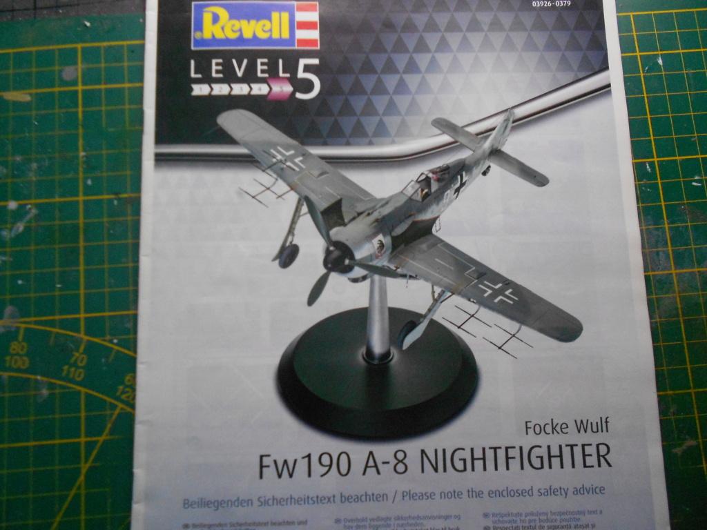 revell 1/32 focke wulf 190 a-8 nightfighter  Dscn3677