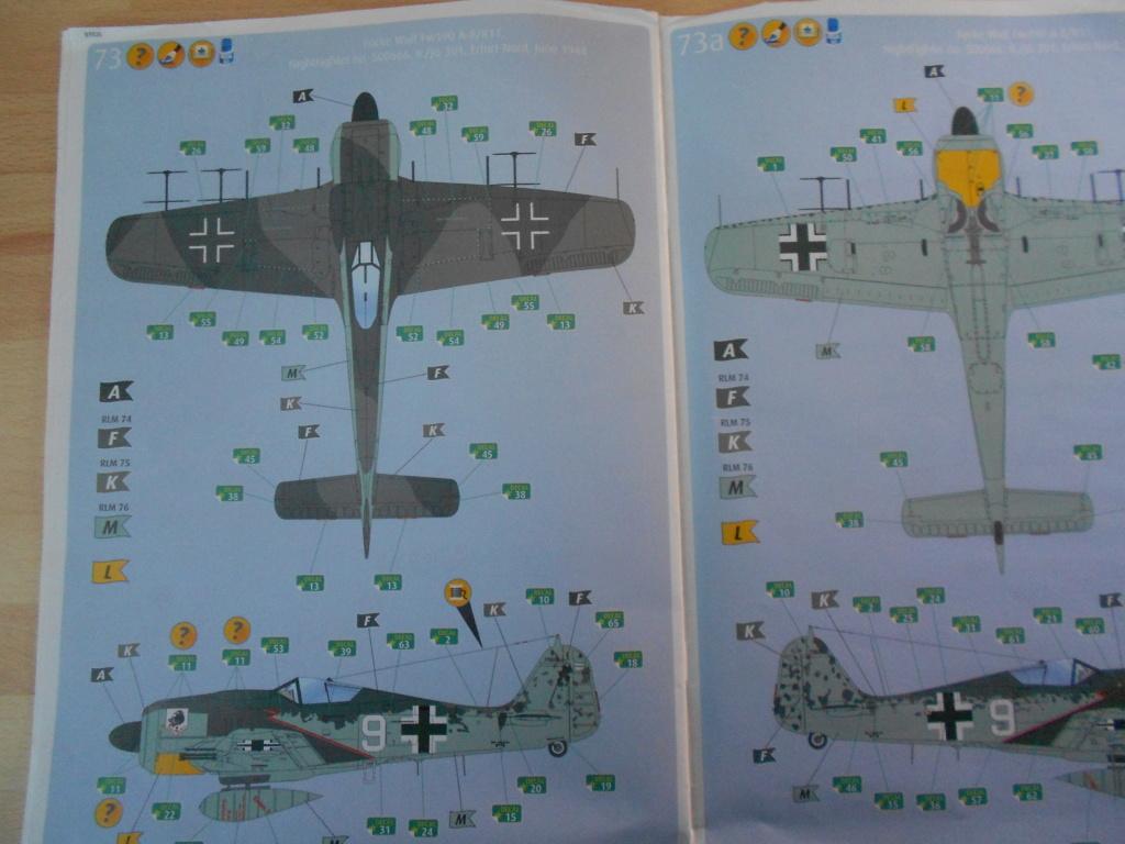 revell 1/32 focke wulf 190 a-8 nightfighter  Dscn3690
