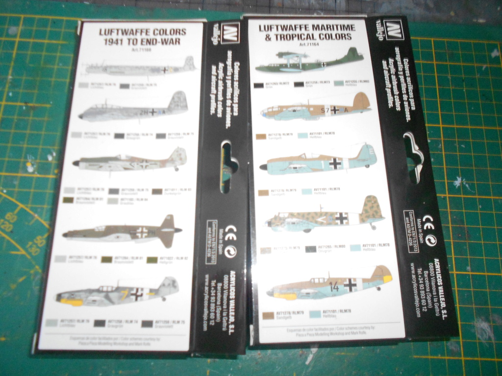 revell 1/32 focke wulf 190 a-8 nightfighter  Dscn3693