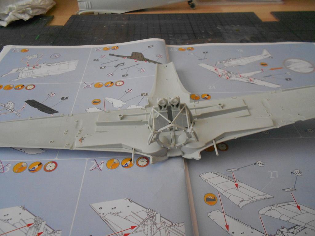 revell 1/32 focke wulf 190 a-8 nightfighter  Dscn3734