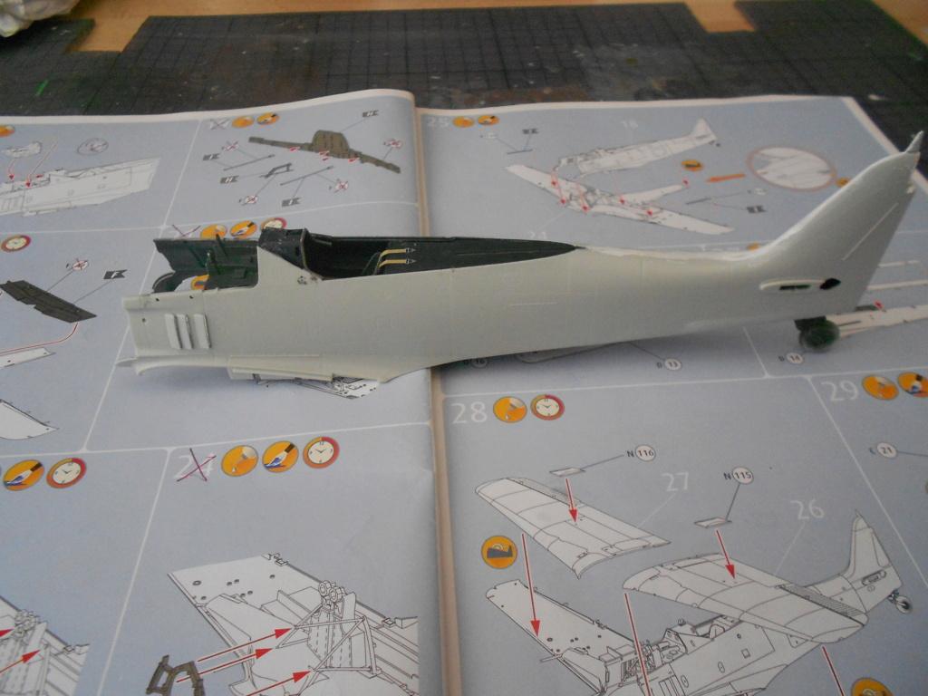 revell 1/32 focke wulf 190 a-8 nightfighter  Dscn3736